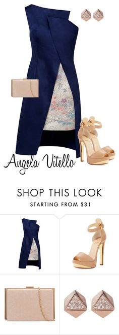 """Untitled #825"" by angela-vitello on Polyvore featuring Lemiché, Christian Louboutin and FOSSIL"