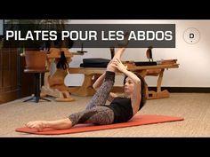 voici un exercice de pilates minceur qui fait chauffer les muscles de la taille des fesses et. Black Bedroom Furniture Sets. Home Design Ideas