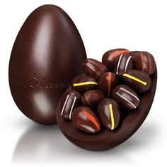 Hotel Chocolat's Rabot 1745 'The Connoisseur' Extra Thick Easter Egg