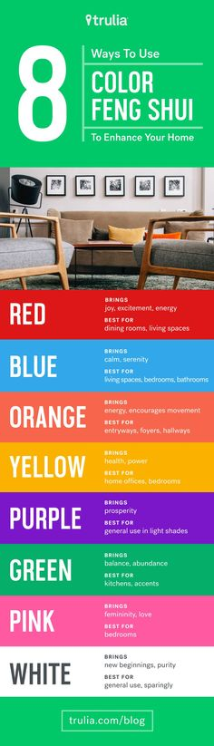8 Ways To Use Color