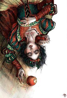 Snow White by Ink-Yami on DeviantArt