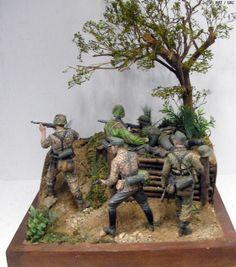 1/16   german soldier 1944