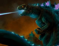 """Check out new work on my @Behance portfolio: """"King of the Monsters"""" http://be.net/gallery/51168205/King-of-the-Monsters"""