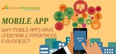 Get a brand new mobile app developed from Jayam web solutions. We are one of the leading expert mobile app development companies in Chennai India. http://www.jayamwebsolutions.com/mobile-app-development-companies-in-chennai.php