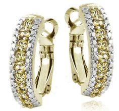 Check out Citrines on Goldtone Glitzy Rocks Gemstone and Diamond Accent Hoop Earring set #Hoop http://www.ebay.com/itm/Citrines-on-Goldtone-Glitzy-Rocks-Gemstone-and-Diamond-Accent-Hoop-Earring-set-/141684280368?roken=cUgayN&soutkn=3TZ81x via @eBay
