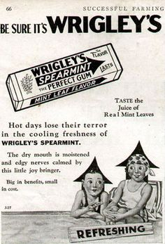 1929     Satisfy Your Sweet Tooth With These Delicious Vintage Advertisements - Tuts+ Design & Illustration Article