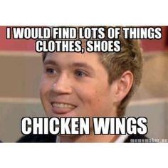 Hahahaha hahahaha So Funny Niall