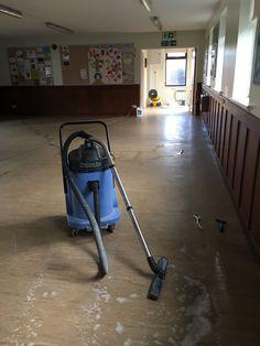Vinyl floor stripping to Church Hall Eastbourne East Sussex Vinyl Floor Cleaners, East Sussex, Vinyl Flooring, Surrey, Hampshire, Cleaning, Vinyl Floor Covering, Hampshire Pig, The Hampshire