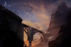 Unfinished bridge by Marcresus on DeviantArt