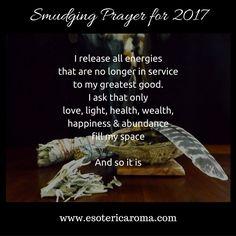 Goodbye 2016! Hello 2017 #newyear www.esotericaroma.com