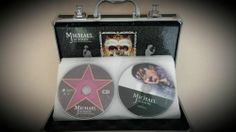 Michael Jackson The Ultimate Collection 33 DVD's 1 CD Set Briefcase.