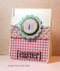 Easter or every day card