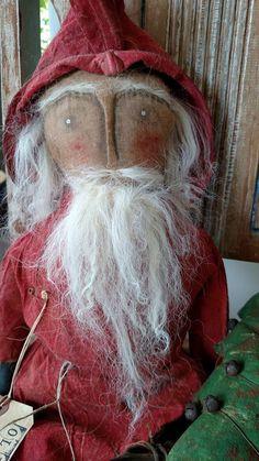 209 best primitive folk art santas images on pinterest in 2018 rh pinterest com