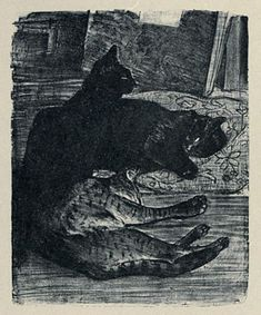 Steinlen's other cats