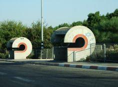 Israel Bus Stop