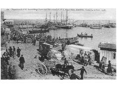 Heraklion - Η άφιξη της 3ης Βασιλικής Αγγλικής Στρατιάς- 24-26/02/1908