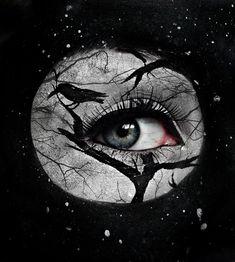 Impressive and Striking Halloween Makeup Art by Kiki | DeMilked