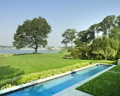 view 2 of 2 :: lap pool :: Country Houses
