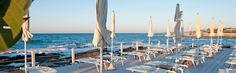 COCO Beach Club villaggio stabilimento balneare sul mare a Cozze Mola di Bari Polignano Conversano Bari