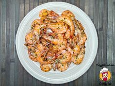 Ricette per la friggitrice ad aria » Friggitrice ad aria - Cooking Lab Actifry, Shrimp, Antipasto, Food, Dinners, Tropical, Essen, Appetizer, Meals