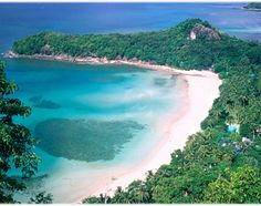 Where my hubby and i went for our honeymoon..DAKAK PARK AND BEACH RESORT, PHILIPPINES