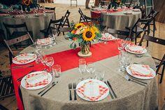 Кантри-свадьба | Мастерская свадеб Tandem