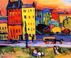 Vasily Kandinskij 1908