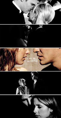 """I love you. I try not to but I can't stop..."" - Buffy"