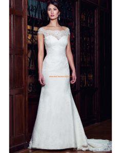 Designer Elegante Hochzeitskleider aus Spitze