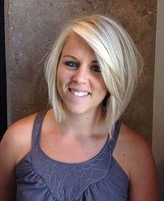 6.-Short-Blonde-Hairstyle » New Medium Hairstyles