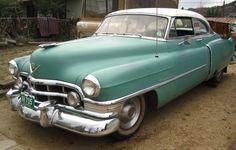 old cadillac cars | 1950 Cadillac Coupe - Photos