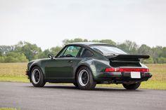Porsche 911 Turbo Carrera U.S. Prototype 1976