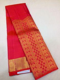 Silk Saree Kanchipuram, Kanjivaram Sarees, Saree Color Combinations, Saree Blouse Patterns, Traditional Sarees, Pure Silk Sarees, Saree Wedding, Saree Collection, Indian Sarees