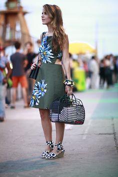 street style @ Fashion Rio