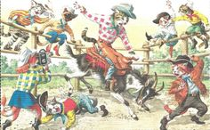 Cartão Postal Alfred Mainzer # 4952-cavalgue, cowboy Rodeio in Colecionáveis, Cartões postais, Animais | eBay