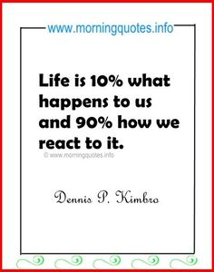 Inspiring Positive Life Quotes Image