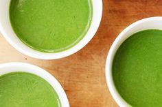 Quick and Creamy Kale Soup Using just a little milk, no butter or cream!
