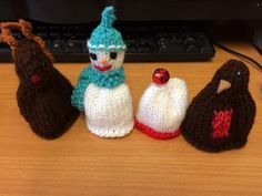 """@ageuksolihull """"How cute are these festive #BigKnit hats that just came in :) @innocentdrinks @age_uk"""""""