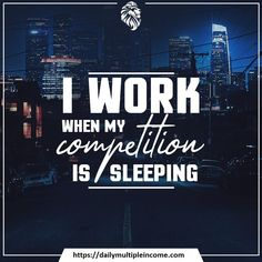 When my Competition is Sleeping Make Money Online, Competition, Broadway Shows, Sleep, Inspiration, Biblical Inspiration, Inspirational, Inhalation
