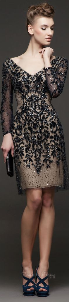Rosa Clara.I have more than enough black dresses . . . but oh my!... oh my!