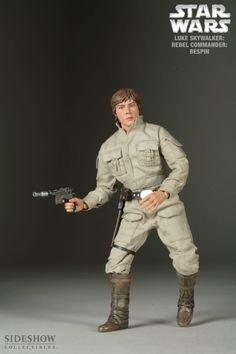 Sixth Scale Figure - Luke Skywalker - Rebel Commander - Bespin #2127