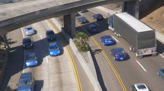 midday traffic time collapsed and reorganized by color by cy kuckenbaker