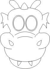maschera draghetto
