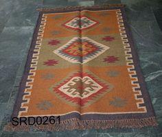 Accent Persian Area Oriental Rug Hallway Rug Turkish Kilim Runner 2/'x3/' Feet