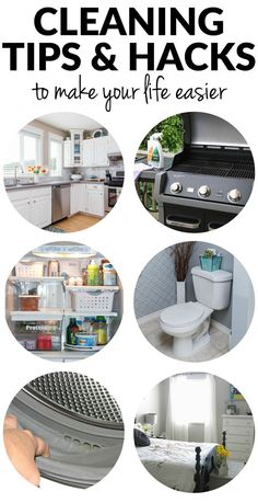 Cleaning Tips and hacks to make your life easier
