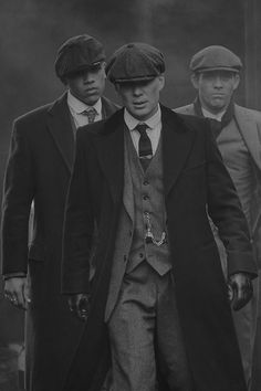 40's British Gangsters - Detective | Cillian Murphy from Peaky Blinders