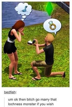 funny tumblr posts about sims - Google Search....sorry for the language