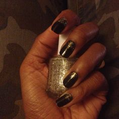 Essie licorice and hors d'oeuvres