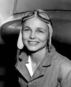 Betty Gillies - a pioneering American #aviator, and the first pilot to qualify for the Women's Auxiliary Ferrying Squadron, later amalgamated into the Women Airforce Service Pilots.