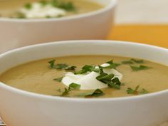 Curried Parsnip Soup Gentle spices perk up this earthy-flavored soup. Good with crusty bread or cheese scones.